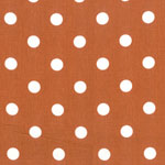 Hooty Orange Dots Bedding, Accessories & Room Decor