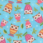 Hooty Bedding, Accessories & Room Decor
