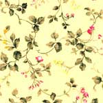 Pink & Yellow Vine Bedding, Accessories & Room Decor