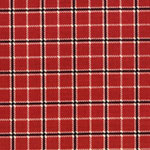 Tartan Red Bedding, Accessories & Room Decor
