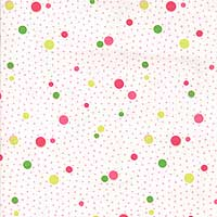 Fly Away Dots Waverly Fabric