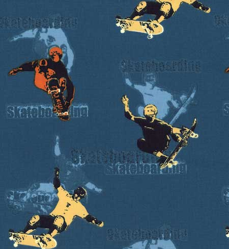Hang Ten Ollie Fabric
