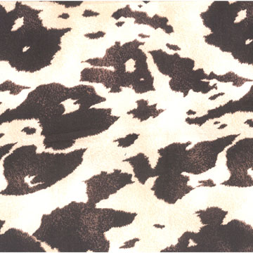 Nu Suede Brown Pony Fabric