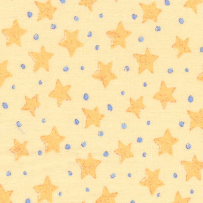 Sweet Dream Stars Fabric