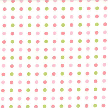 Tickled Pink Dots Fabric