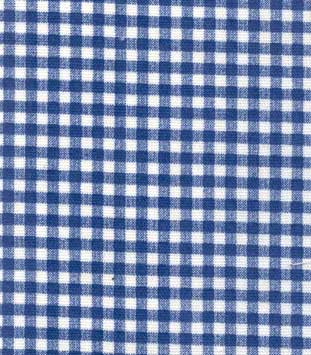 Yacht Club Chex Waverly Fabric