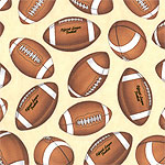 All Star Footballs Bedding & Accessories