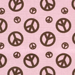 Chocolate Peace Bedding & Accessories