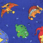 Dinosaurs Royal Bedding & Accessories
