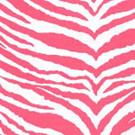 Hooty Pink Zebra Bedding & Accessories