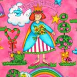 Pink Princess Bedding & Accessories