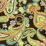 Pistachio Paisley Bedding & Accessories
