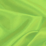 Lime Green Satin Bedding & Accessories