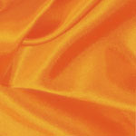 Orange Satin Bedding & Accessories