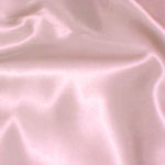 Pink Satin Bedding & Accessories
