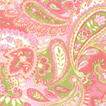 Tickled Pink Paisley Bedding & Accessories