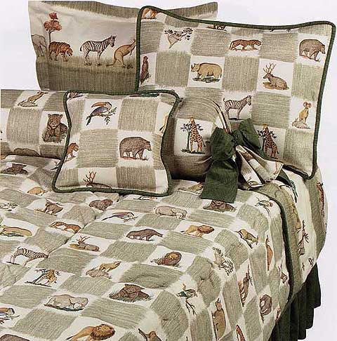 Animal Kingdom Bedding, Canopies & Accessories