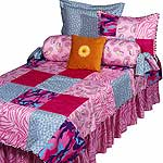 Go Girl! Pink Camouflage Bedding & Accessories
