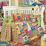 Betina Crib Bedding & Accessories