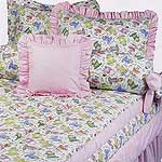 Tea Party Toddler Bedding & Accessories