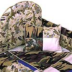 Flying Tigers Airplane Crib & Nursery Bedding & Accessories