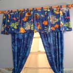 Tab Top Valances