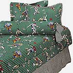 All Star Sports Green Bedding & Accessories