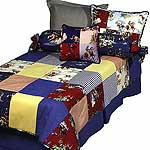 Rodeo - bluebell Bedding & Accessories