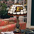 NCAA Stained Glass Table Lamps