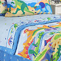 Dinosaurland Bedding and Room Decor
