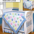 Wish Upon A Star 4 Piece Quilt Set