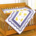 Little Duckie Crib 4 Piece Quilt Set