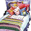 Pea Princess Bedding & Accessories