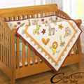 Safari 4 Piece Quilt Set