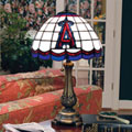 MLB Stained Glass Table Lamp
