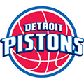 Detroit Pistons NBA Bedding, Room Decor & Accessories