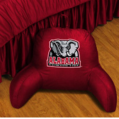 alabama crimson tide bedrest. Black Bedroom Furniture Sets. Home Design Ideas