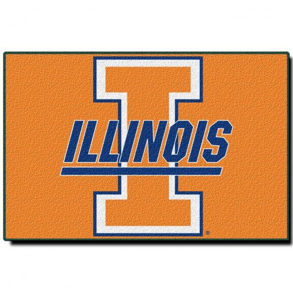 Illinois Fighting Illini Ncaa College 39 Quot X 59 Quot Acrylic