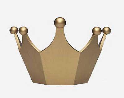 Princess Crown Canopy