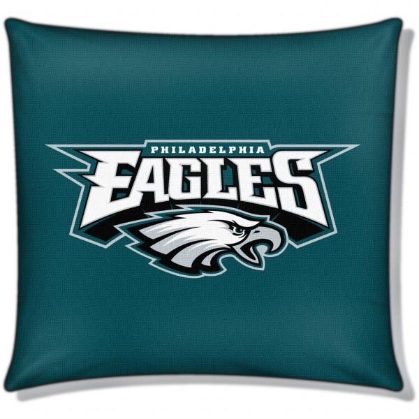 Philadelphia Eagles Nfl 18 Quot Toss Pillow