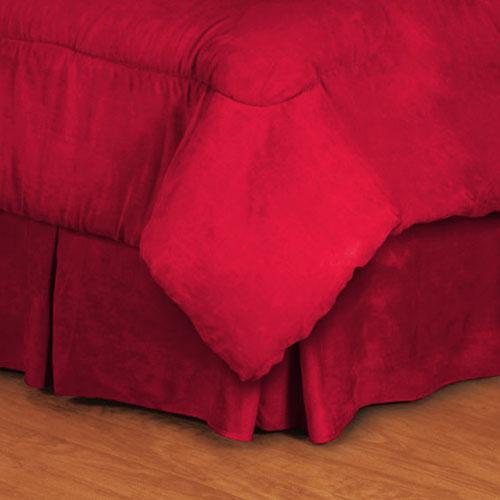 Alabama Crimson Tide Mvp Bed Skirt