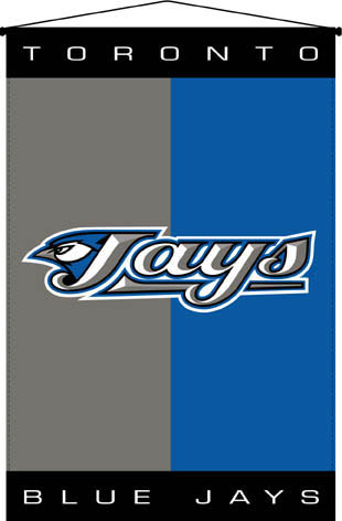 Toronto Blue Jays 29 Quot X 45 Quot Deluxe Wallhanging
