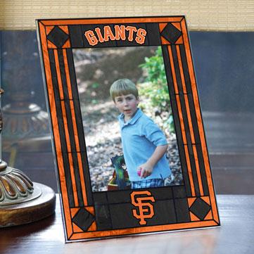 San Francisco Giants Mlb 9 Quot X 6 5 Quot Vertical Art Glass Frame