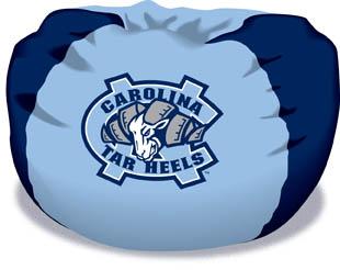 North Carolina Tarheels Unc Bean Bag Zoom