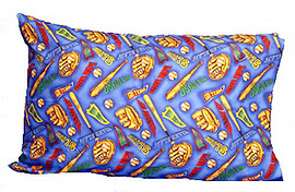 Standard Size Print Pillow Case