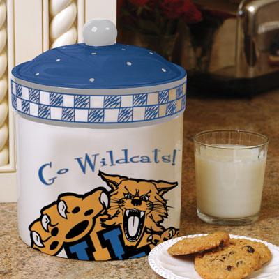 Kentucky Wildcats Ncaa College Gameday Ceramic Cookie Jar