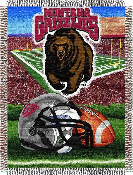 Montana Grizzlies Ncaa College Quot Home Field Advantage Quot 48 Quot X
