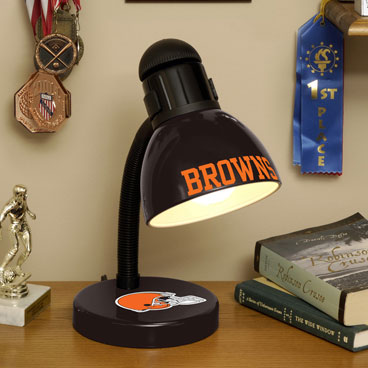 Cleveland Browns Nfl Desk Lamp