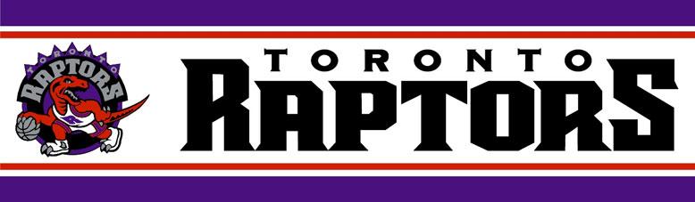 Toronto Raptors Wallpaper Border