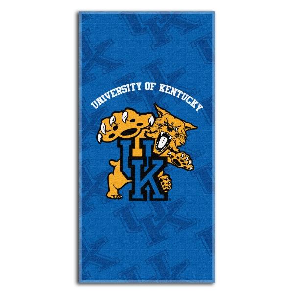 Kentucky Wildcats College 30 Quot X 60 Quot Terry Beach Towel